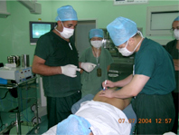 Dr. Aboseif in China